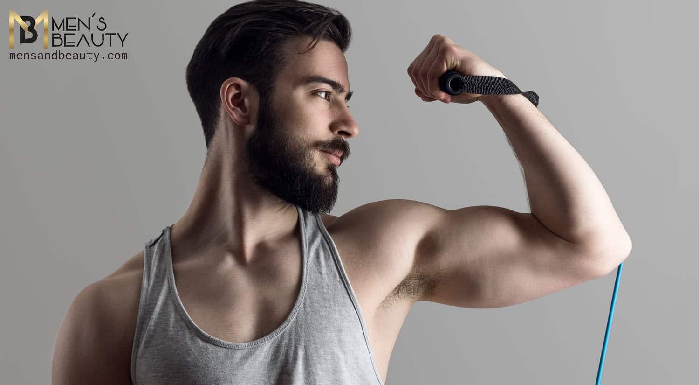 rutina biceps triceps antebrazos casa sin mancuernas