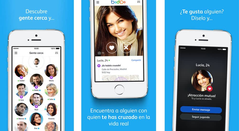 mejor app para ligar online badoo