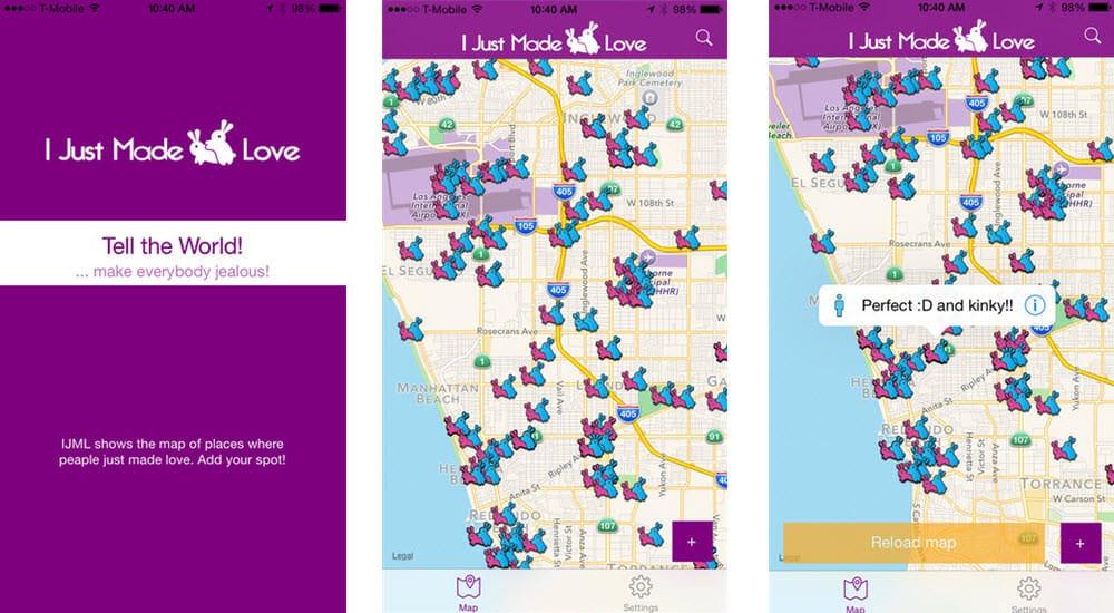 mejor app para ligar online i just made love