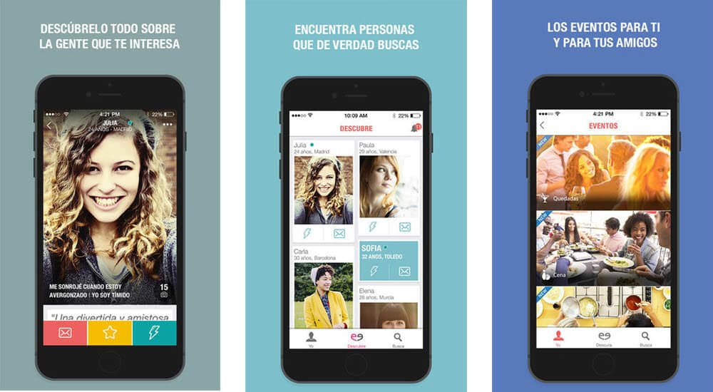 mejor app para ligar online meetic