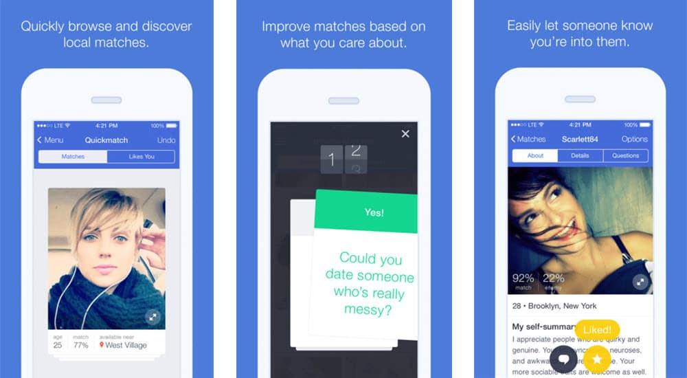 mejor app para ligar online okcupid
