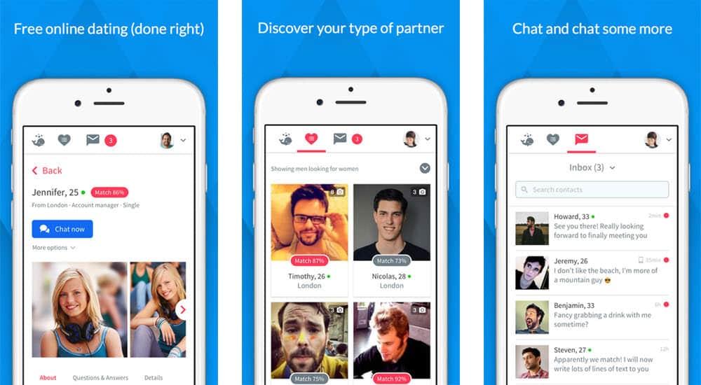 mejor app para ligar online stepout