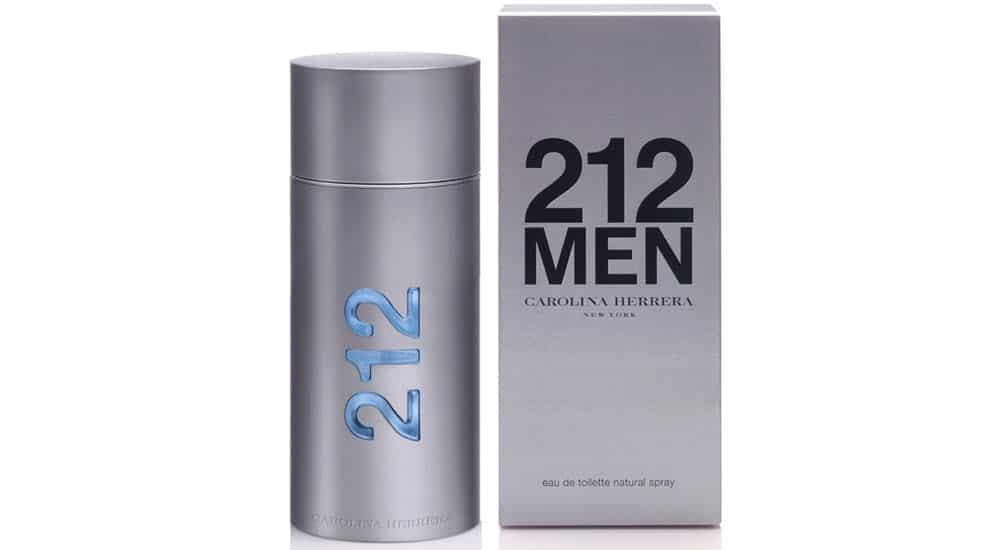 mejor perfume hombre para ligar 212 men carolina herrera