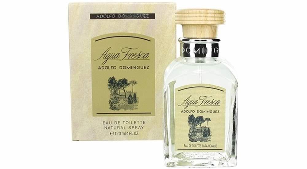 mejor perfume hombre para ligar agua fresca adolfo dominguez