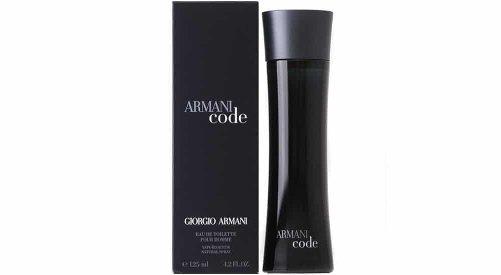 mejor perfume hombre para ligar armani code giorgio armani