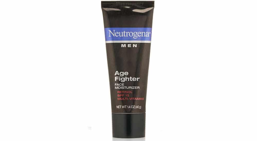 mejores cremas antiarrugas hombre age figther neutrogena men