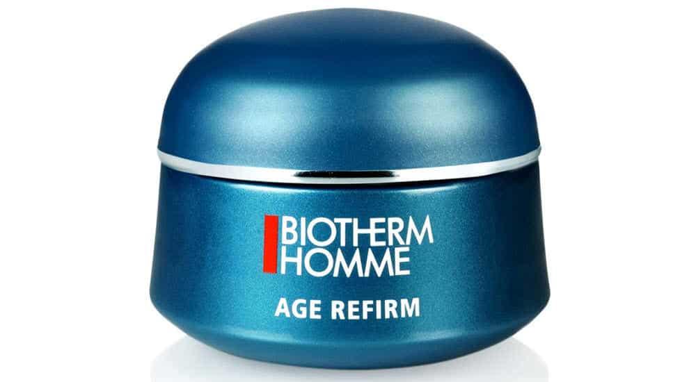 mejores cremas antiarrugas hombre age refirm biotherm homme