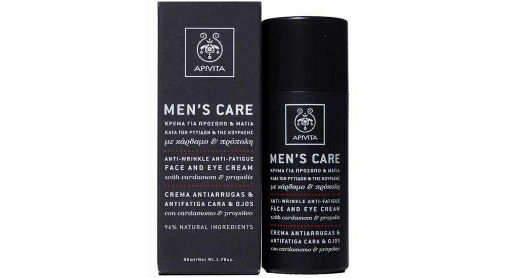 mejores cremas antiarrugas hombre mens care antiarrugas apivita