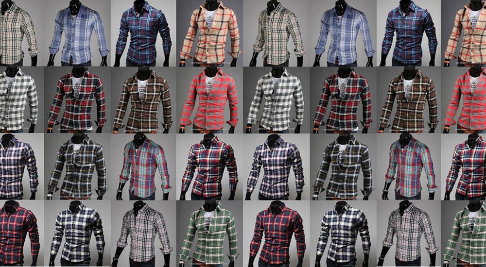 prendas hombre imprescindibles invierno camisa cuadros