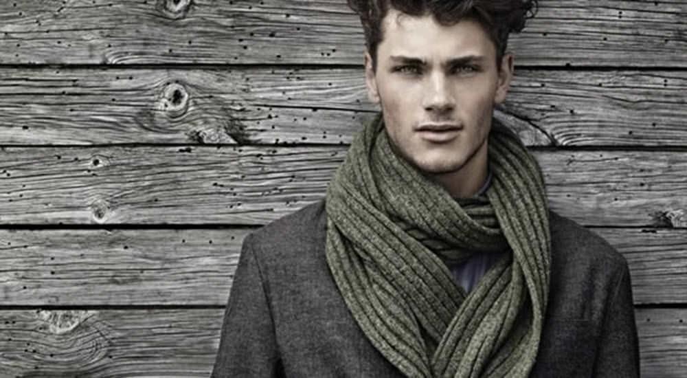 prendas hombre imprescindibles invierno cuello