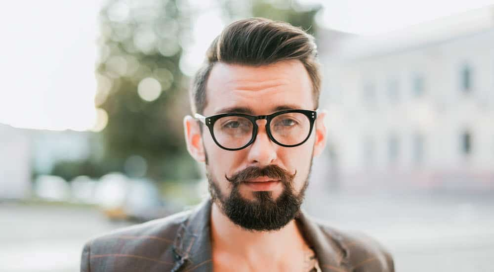 tipos de barbas candado