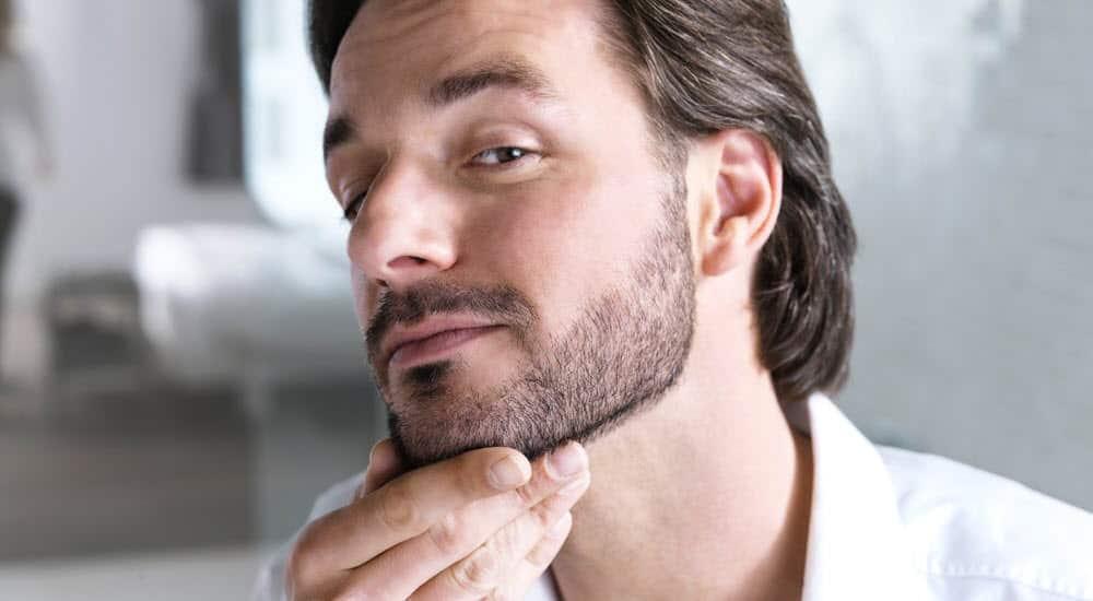 tipos de barbas delineada