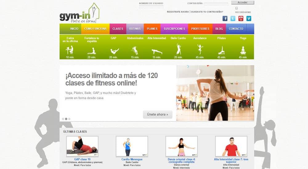 mejor gimnasio virtual para hacer ejercicio en casa gym in