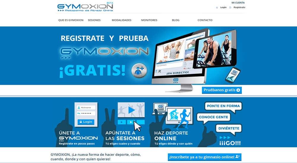 mejor gimnasio virtual para hacer ejercicio en casa gymoxion