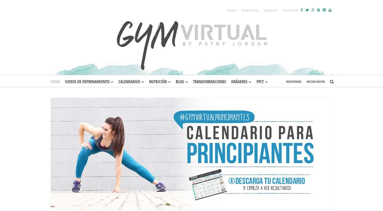 Gym en casa 10 gimnasios online top para ponerte en forma - Ejercicios de gimnasio en casa ...