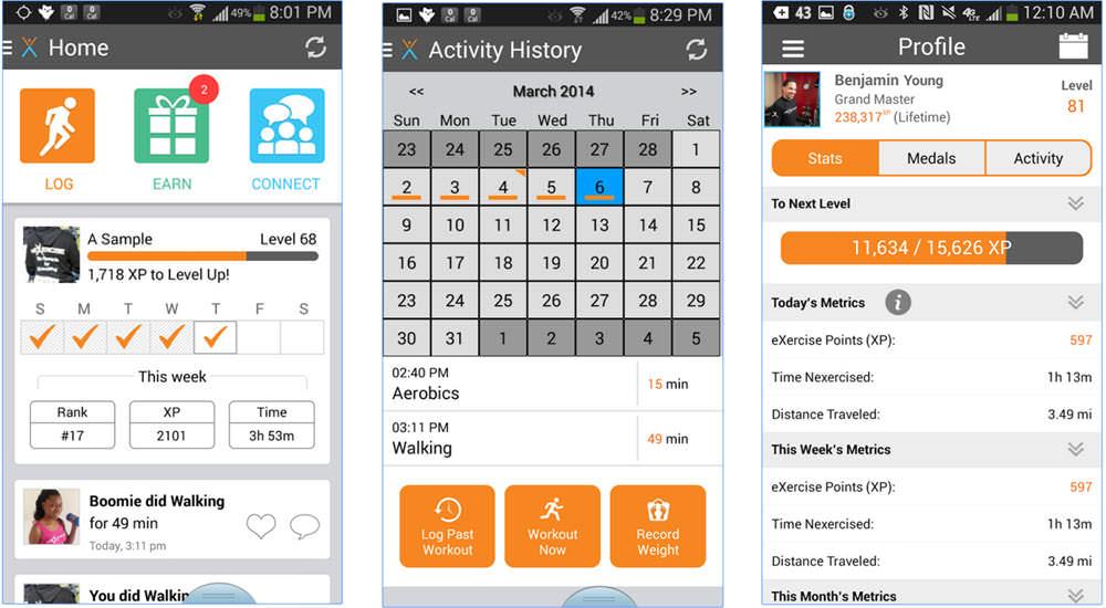 mejores aplicaciones gratis para adelgazar nextrack making exercise fun