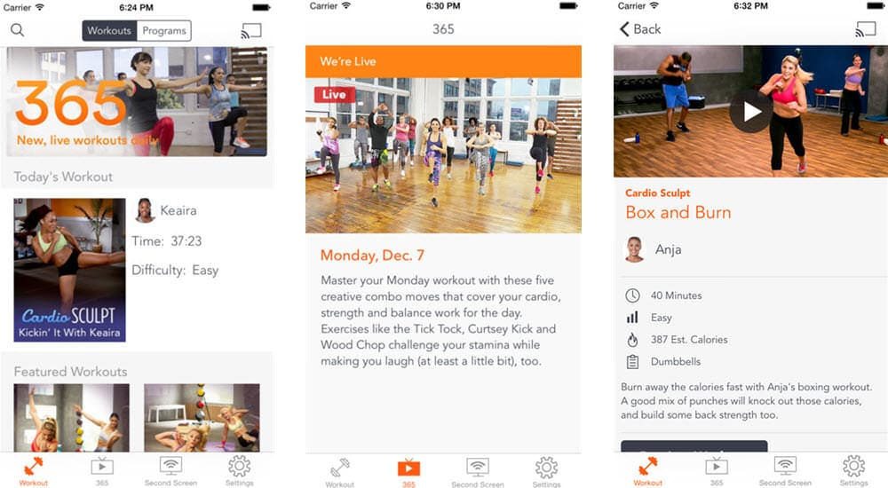 mejores aplicaciones gratis para perder peso dailyburn video workouts
