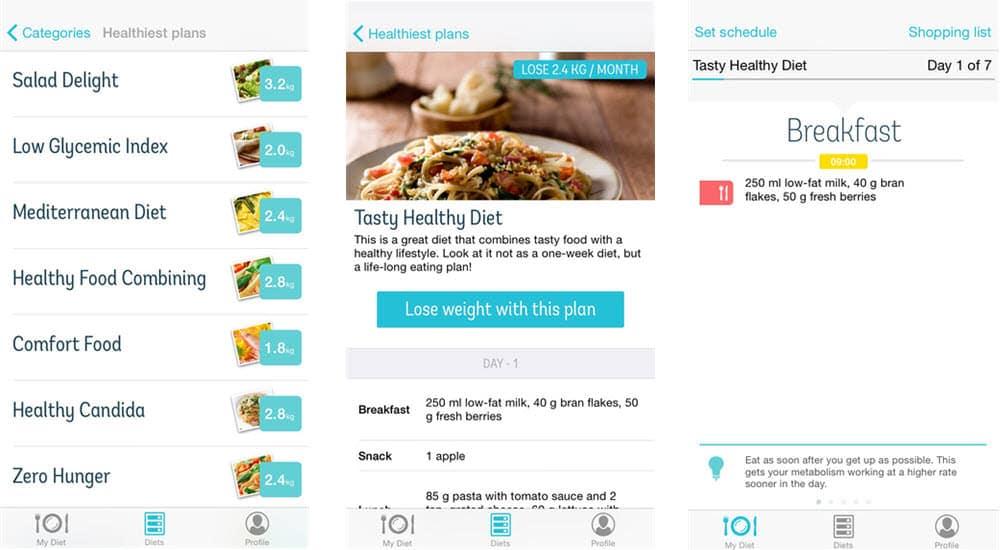 mejores aplicaciones gratis para perder peso diet point weight loss