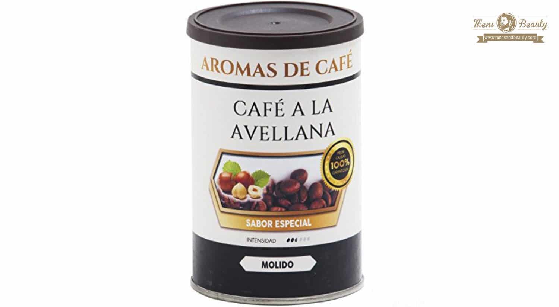 mejores cafes mundo aromas de cafe de avellana 100% arabica molido