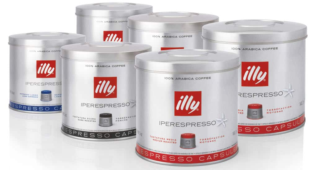 mejores marcas cafes mundo illy