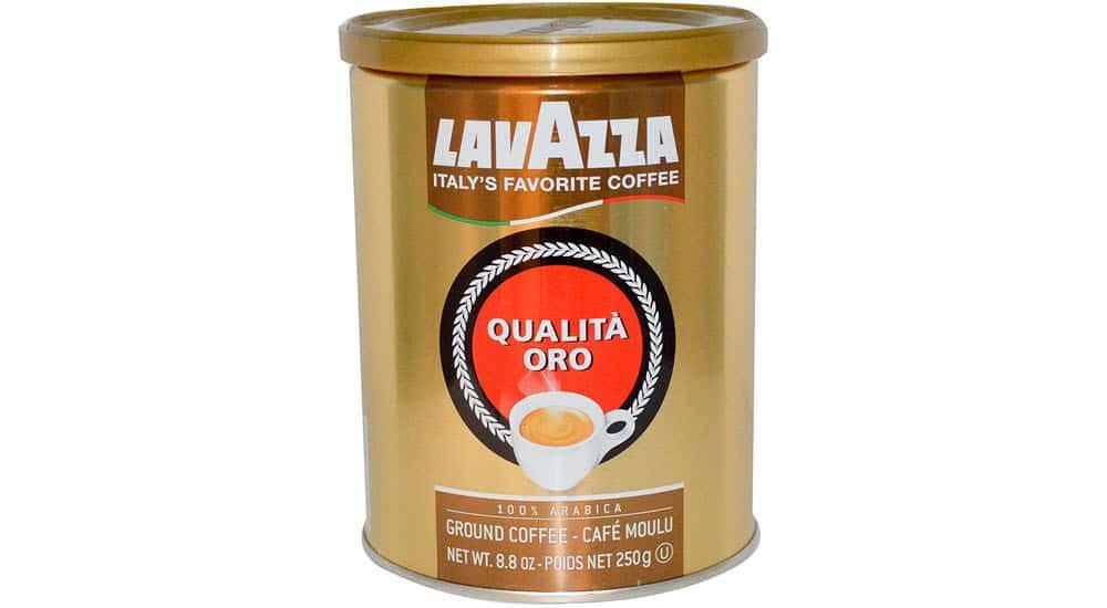 mejores marcas cafes mundo lavazza qualita oro