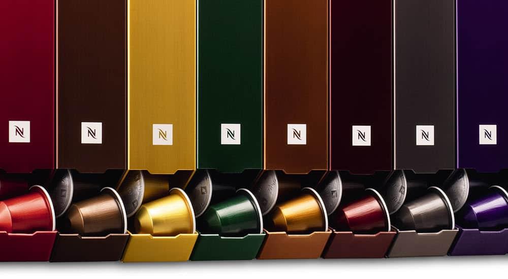 mejores marcas cafes mundo nespresso