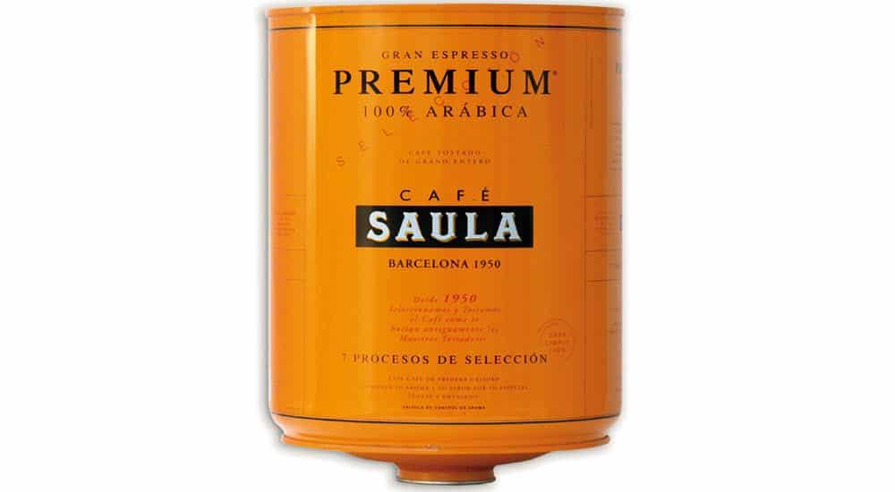 mejores marcas cafes mundo saula gran espresso premium