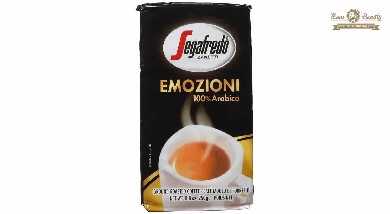 mejores cafes mundo segafredo zanetti cafe emozioni 100% arabica