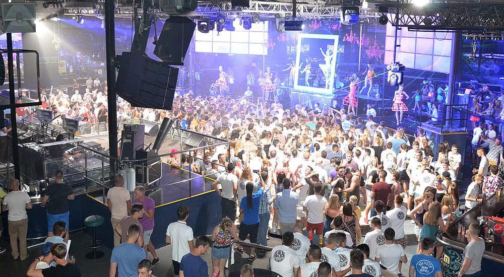 mejores discotecas mundo bcm dance palace mallorca españa