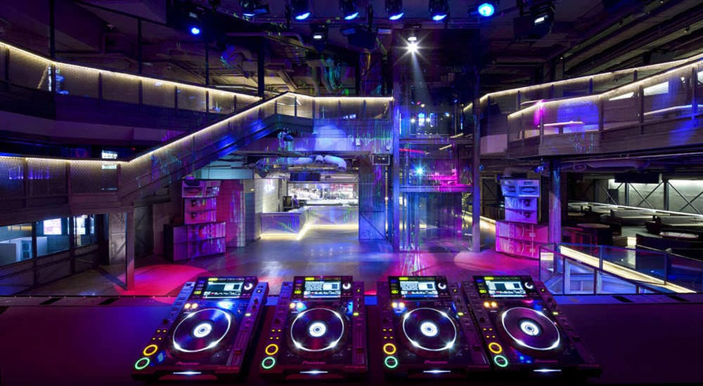 mejores discotecas mundo octagon seul corea del sur