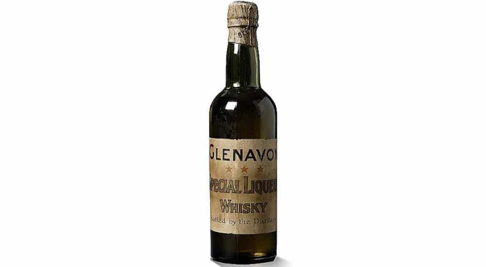 mejores marcas whisky mas caras mundo glenavon special liqueur