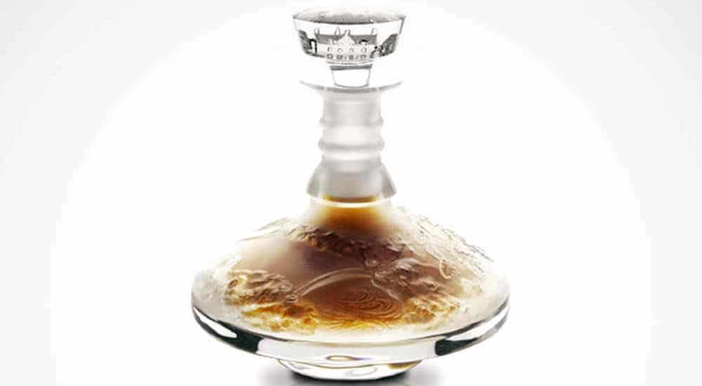 mejores marcas whisky mas caras mundo macallan cire perdue lalique