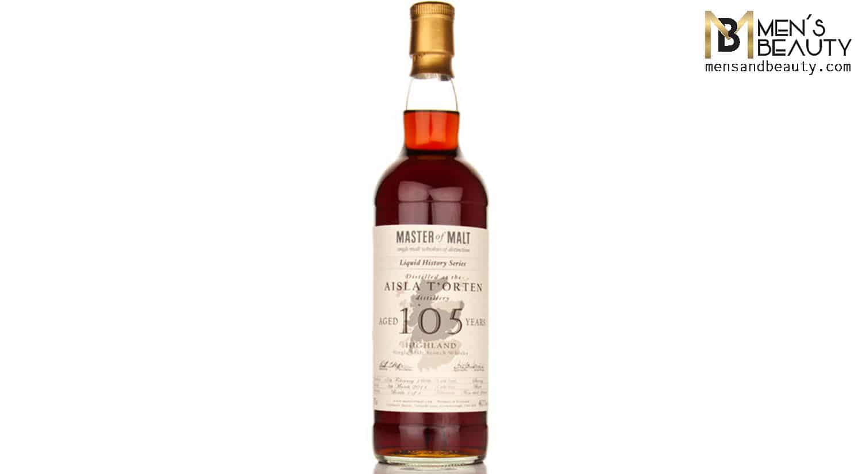 whisky mas caro del mundo 105 master of malt