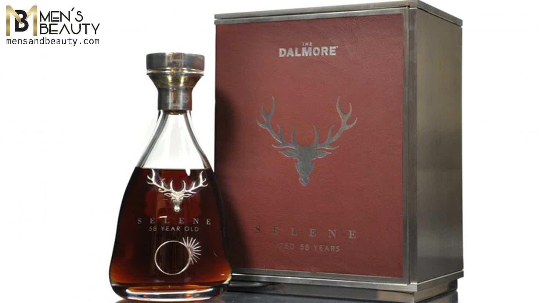whisky mas caro del mundo dalmore selene