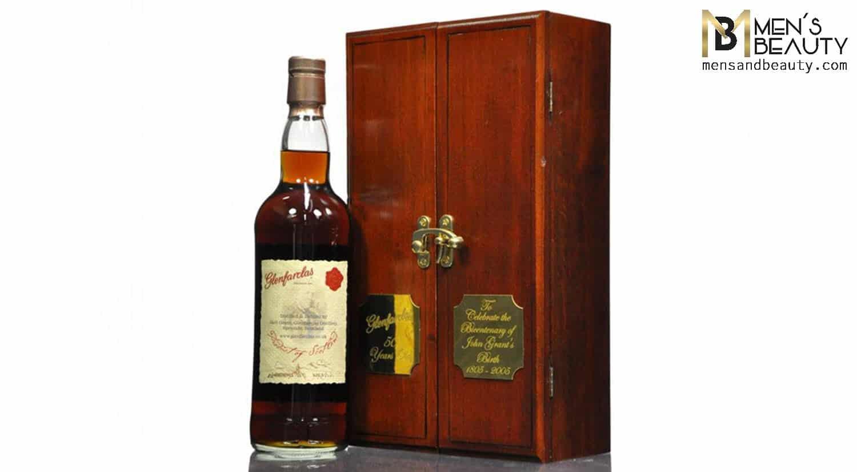 whisky mas caro del mundo glenfarclas 1955 50