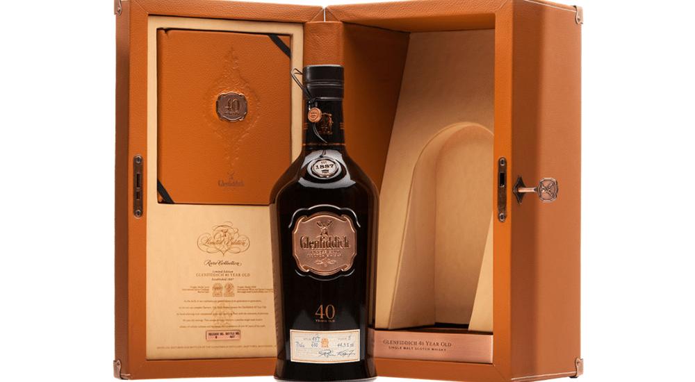 whisky mas caro del mundo glenfiddich 40