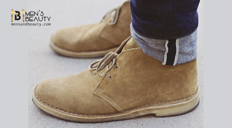 zapatos hombre debe tener desert boots
