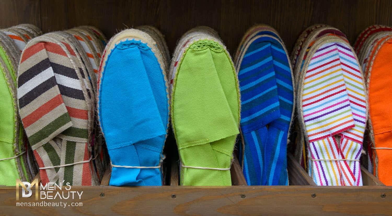 zapatos hombre debe tener sandalias alpargatas