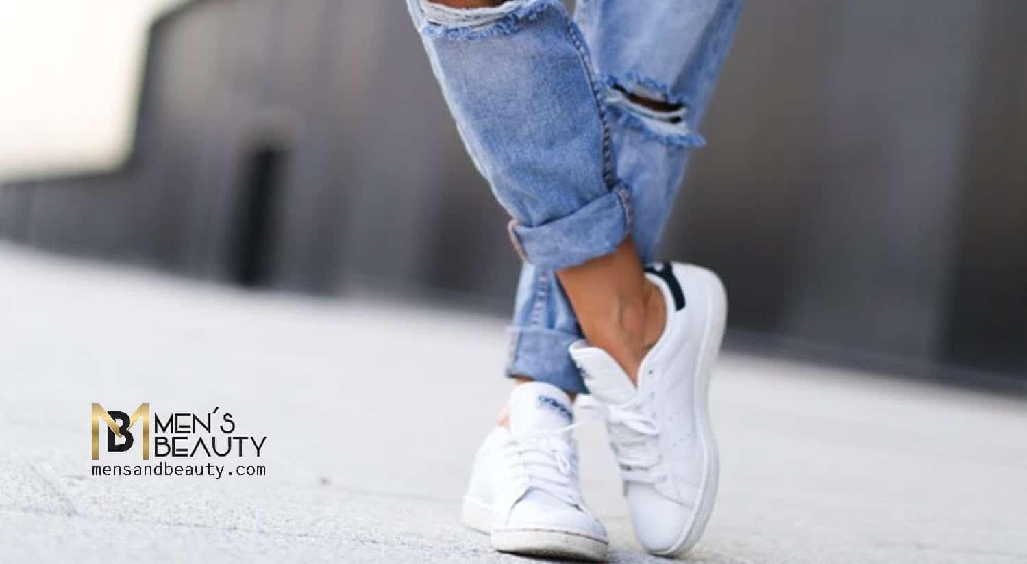 zapatos hombre debe tener zapatillas blancas
