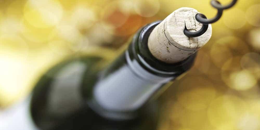 consejos beber vino descorchar vino