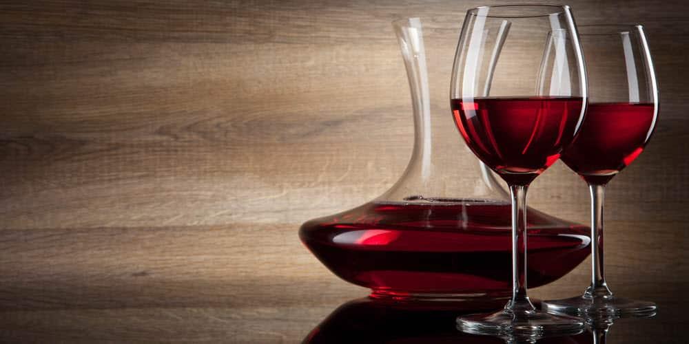 consejos tomar vino decantacion