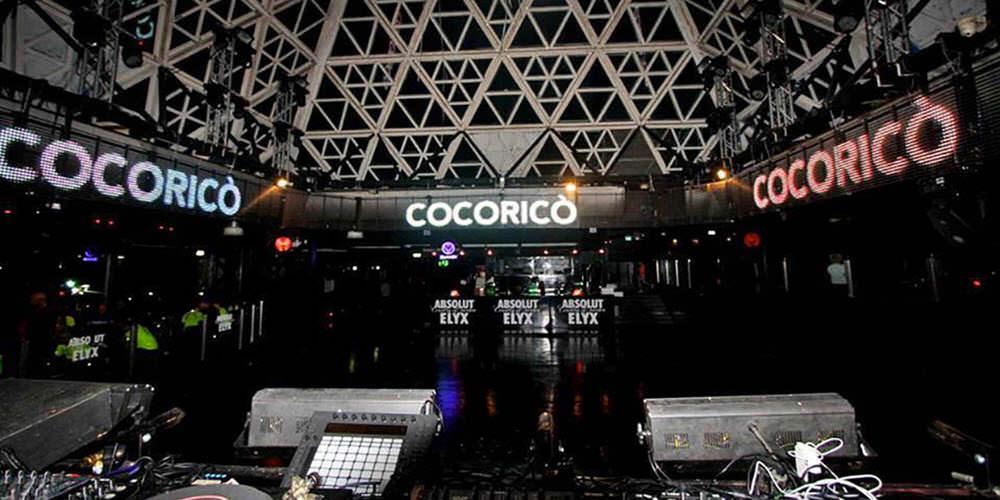 mejores discotecas mundo cocorico riccione italia
