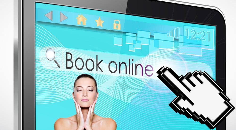 aplicaciones reservar online centro belleza tratamiento belleza