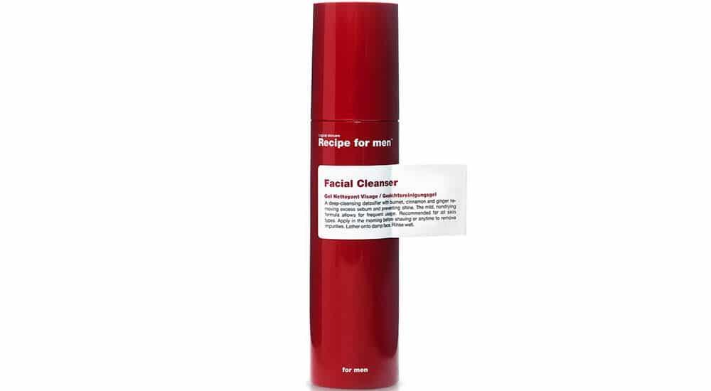 mejores geles limpiadores faciales hombre recipe for men