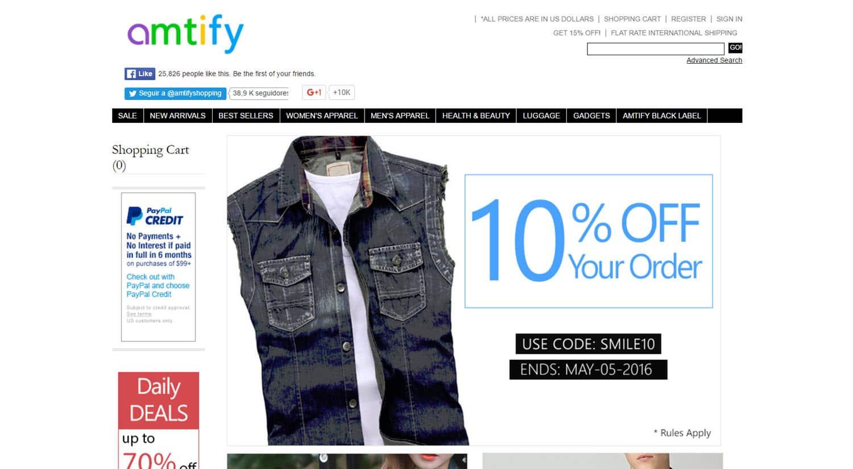 mejores tiendas chinas online comprar barato amtify