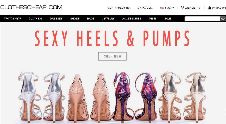 mejores tiendas chinas online comprar barato clothescheap