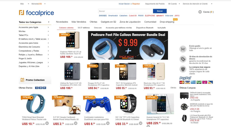 mejores tiendas chinas online comprar barato focalprice