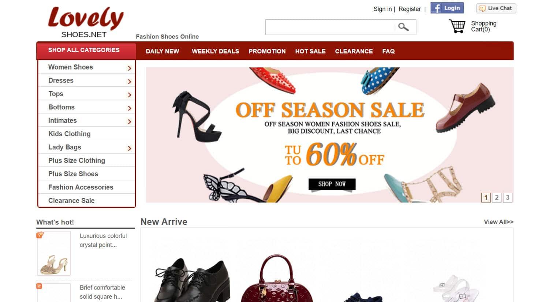 mejores tiendas chinas online comprar barato lovelyshoes
