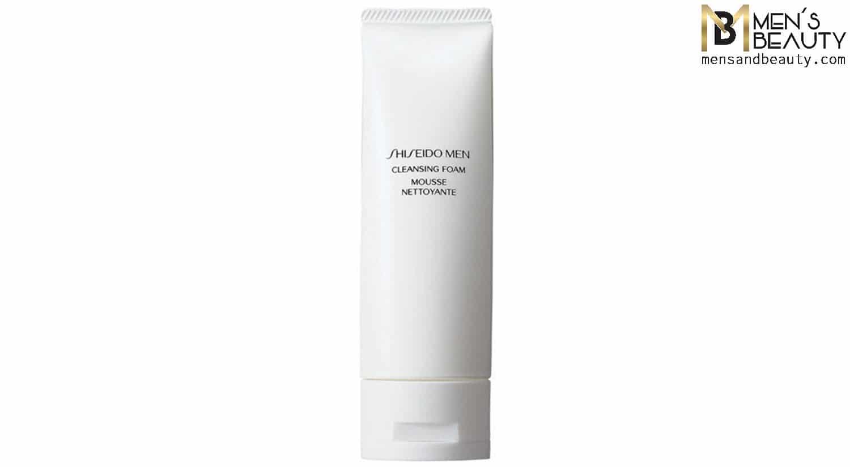 mejores geles limpiadores faciales hombre espuma limpiadora shiseido