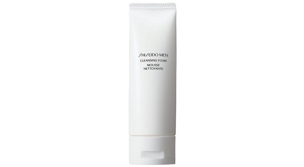 mejores_geles_limpiadores_faciales_hombre_espuma_limpiadora_shiseido
